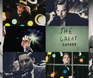 gatsby, leonardo dicaprio, and the great gatsby image