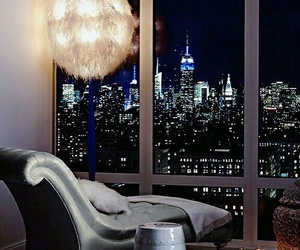 city, luxury, and new york image