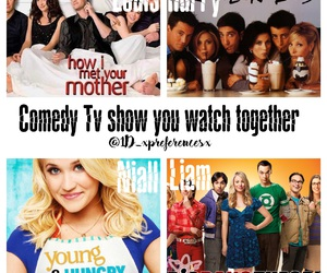 big bang theory, comedy, and how i met your mother image