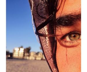 eyes, skater, and surf image