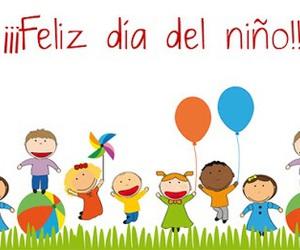 feliz dia del niño image