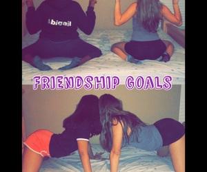 friendship, bestfriends, and awwww image