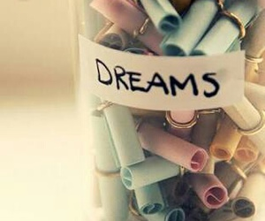 Dream and hapy image