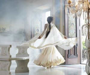 beauty, indian, and white image
