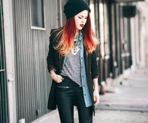 fashion, luanna perez, and blogger image