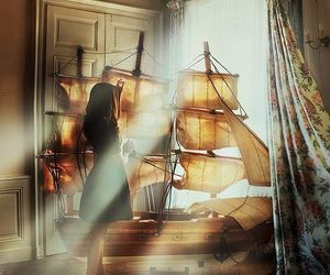 Dream, photography, and ship image