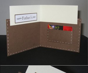 card, diy, and father's day image