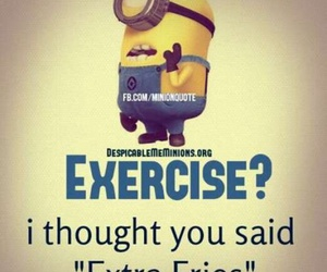 minions, quotes, and funny image