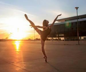 ballerina, beautiful, and classic image
