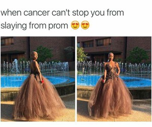 beautiful, cancer, and dress image