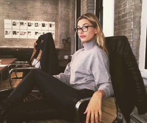 hailey baldwin, fashion, and outfit image