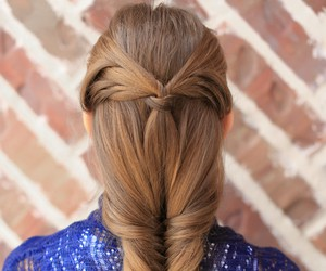 hairstyles, hairstyle tutorial, and hairstyle video tutorial image