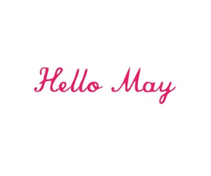 bye, hello, and june image