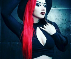 new years day, ash costello, and nyd image