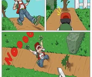 pokemon, funny, and tree image
