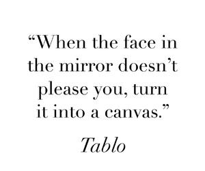 body, tablo, and positivity image