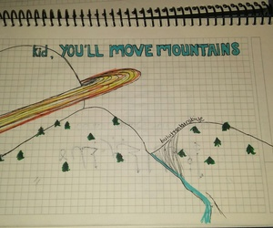 drawing, motivation, and travel image