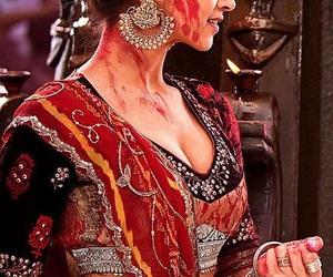 beautiful, ram leela, and bollywood image