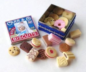 biscuits, food, and tiny image