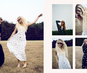 dancing, dresses, and sunglasses image