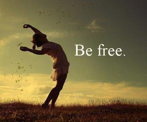 free, be free, and freedom image