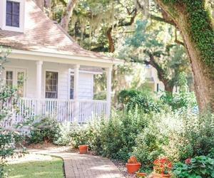 cottage, garden, and property image