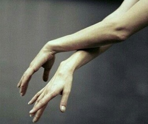 ballet, hands, and dance image