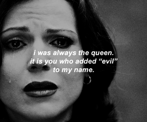 once upon a time, regina mills, and quote image
