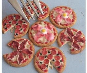 OMG, food, and pizza image