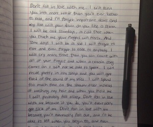 words and love image