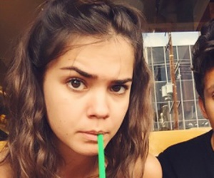 icon, icons, and maia mitchell image