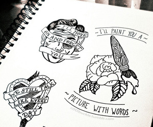 neck deep and art image