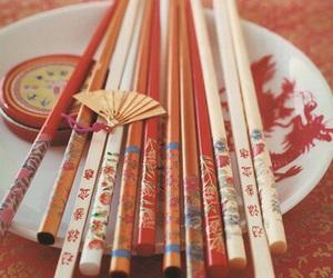 inspiration, japan, and japanese chopsticks image