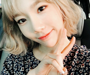 taeyeon and girls generation image
