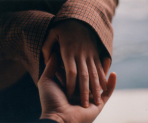 couple, hands, and holding hands image