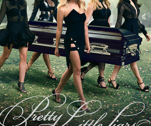 freeform, lucy hale, and pretty little liars image