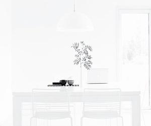 interior, beautiful, and white image