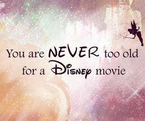 disney, movie, and never image