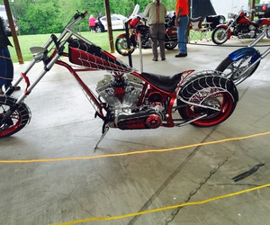 motorcycle, paul teutul, and orange county choppers image