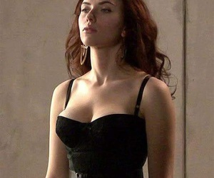 black widow, Scarlett Johansson, and natasha romanoff image