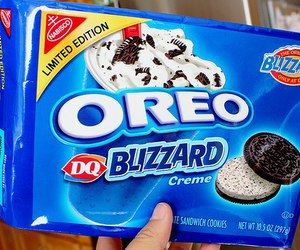 oreo, food, and yummy image