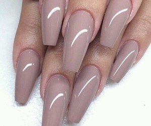 nails nude image