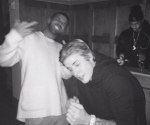 Drake and justin bieber image