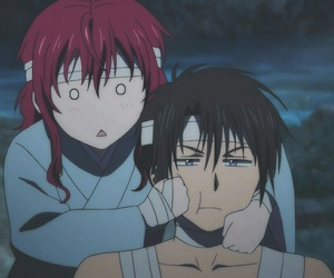 akatsuki no yona, anime, and hak image