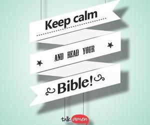 bible, faith, and grow image