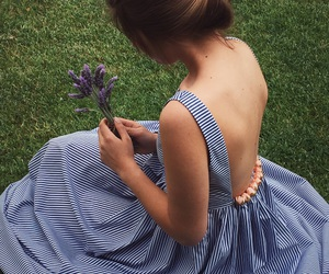 classy, dress, and ootd image