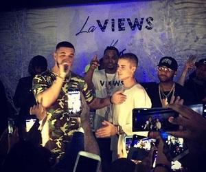 justin bieber, Drake, and view image
