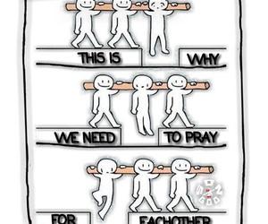 christian, motivation, and prayer image