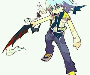 kingdom hearts and riku image