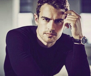 boy, theo james, and actor image
